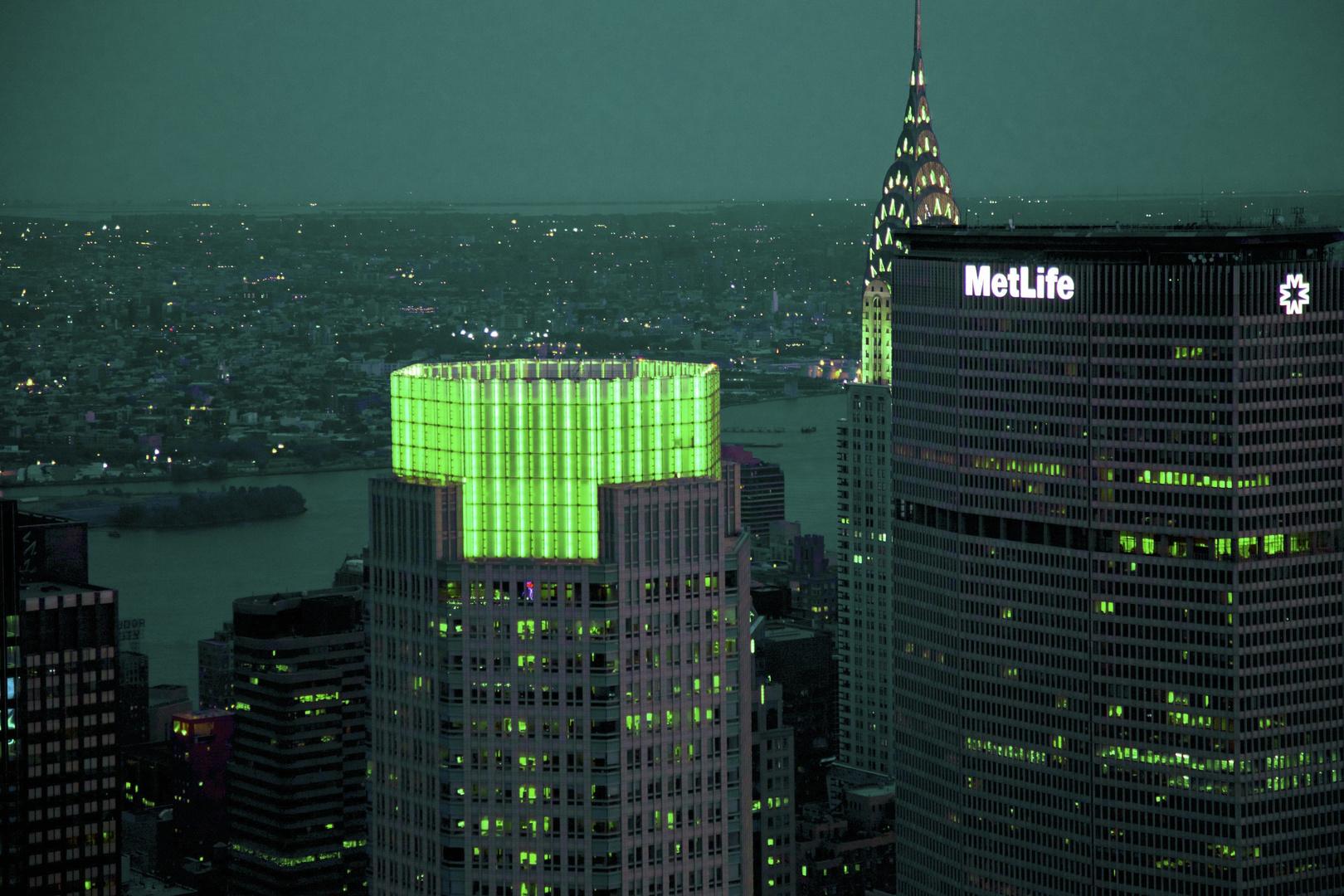 NYC Lightgreen