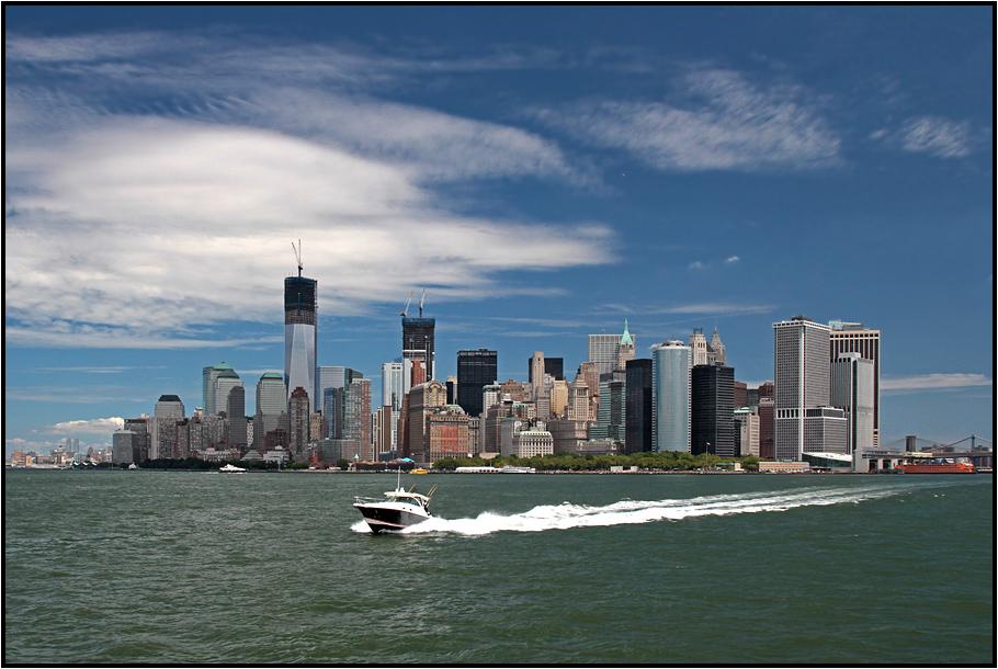NYC | skyline |