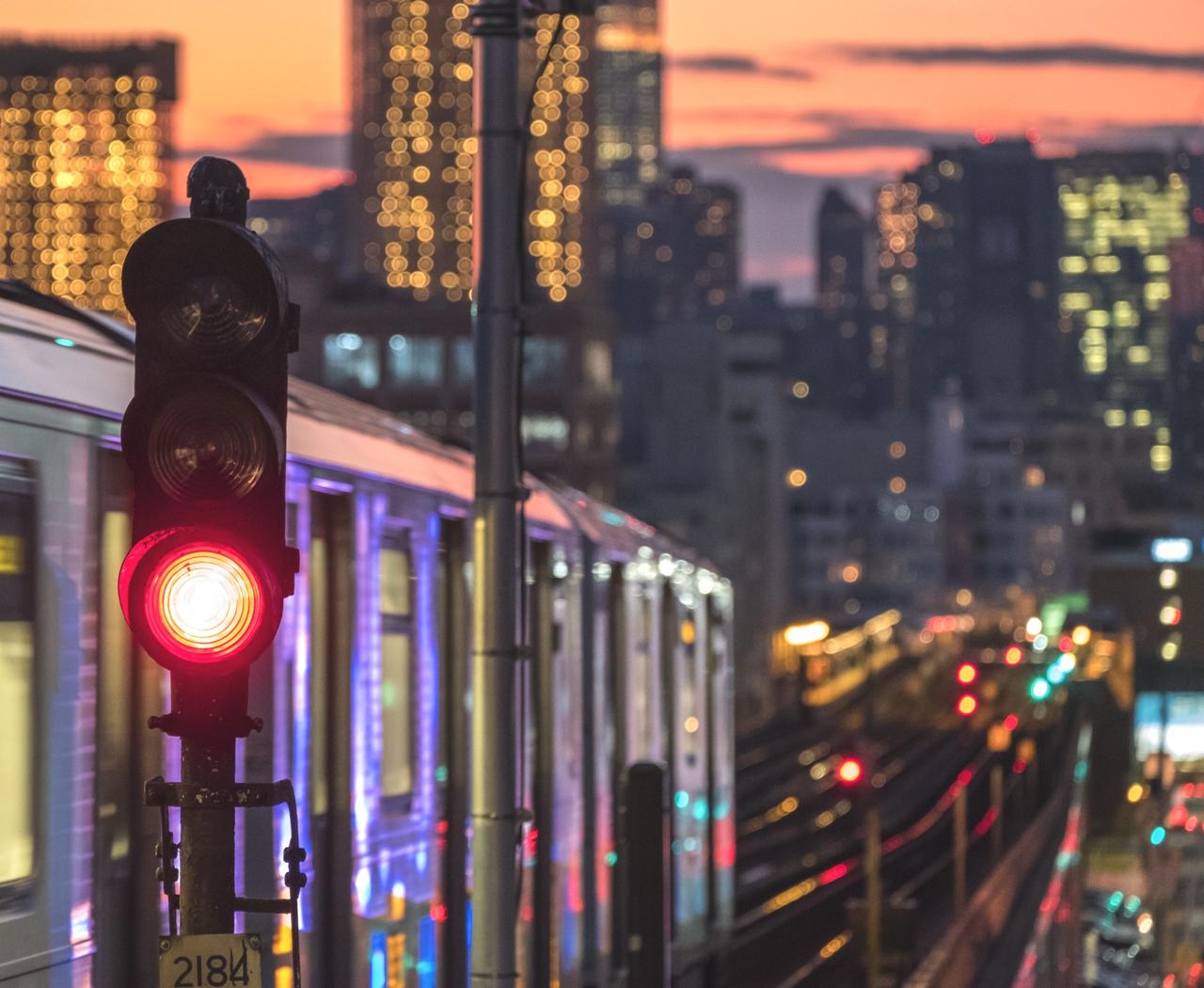 NYC Subway Impressionen