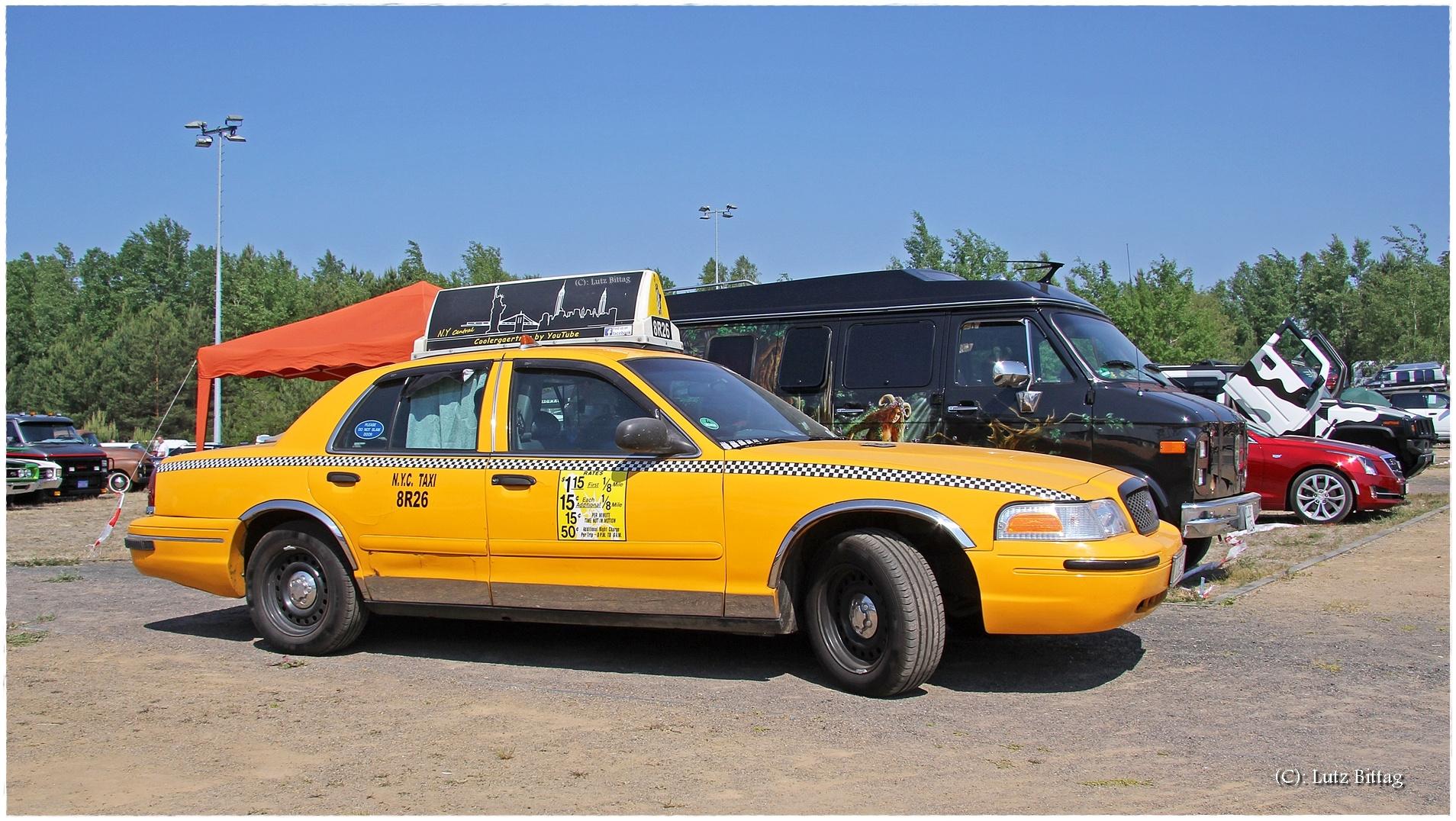 N.Y.C. Taxi 8R26
