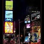 NYC, Times Square...