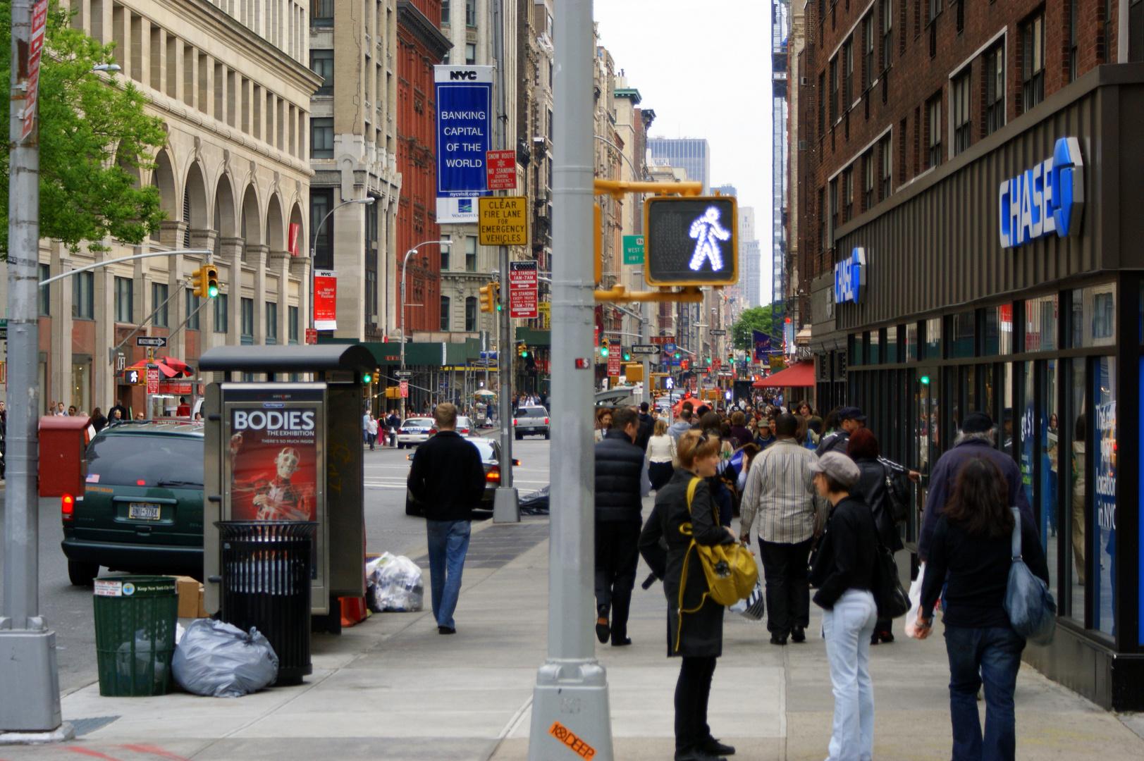 NYC - Walk !