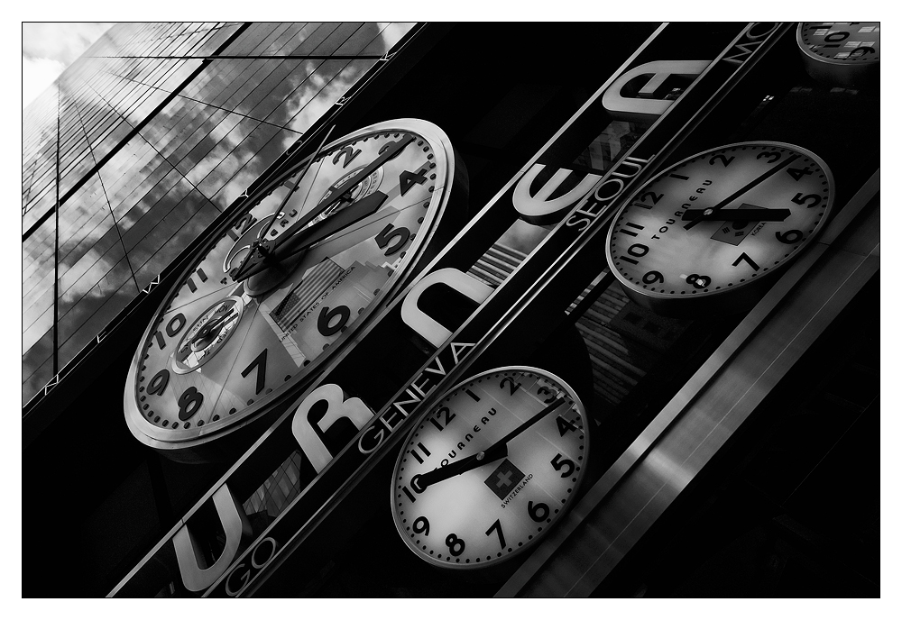 NYC XII - Time for Change