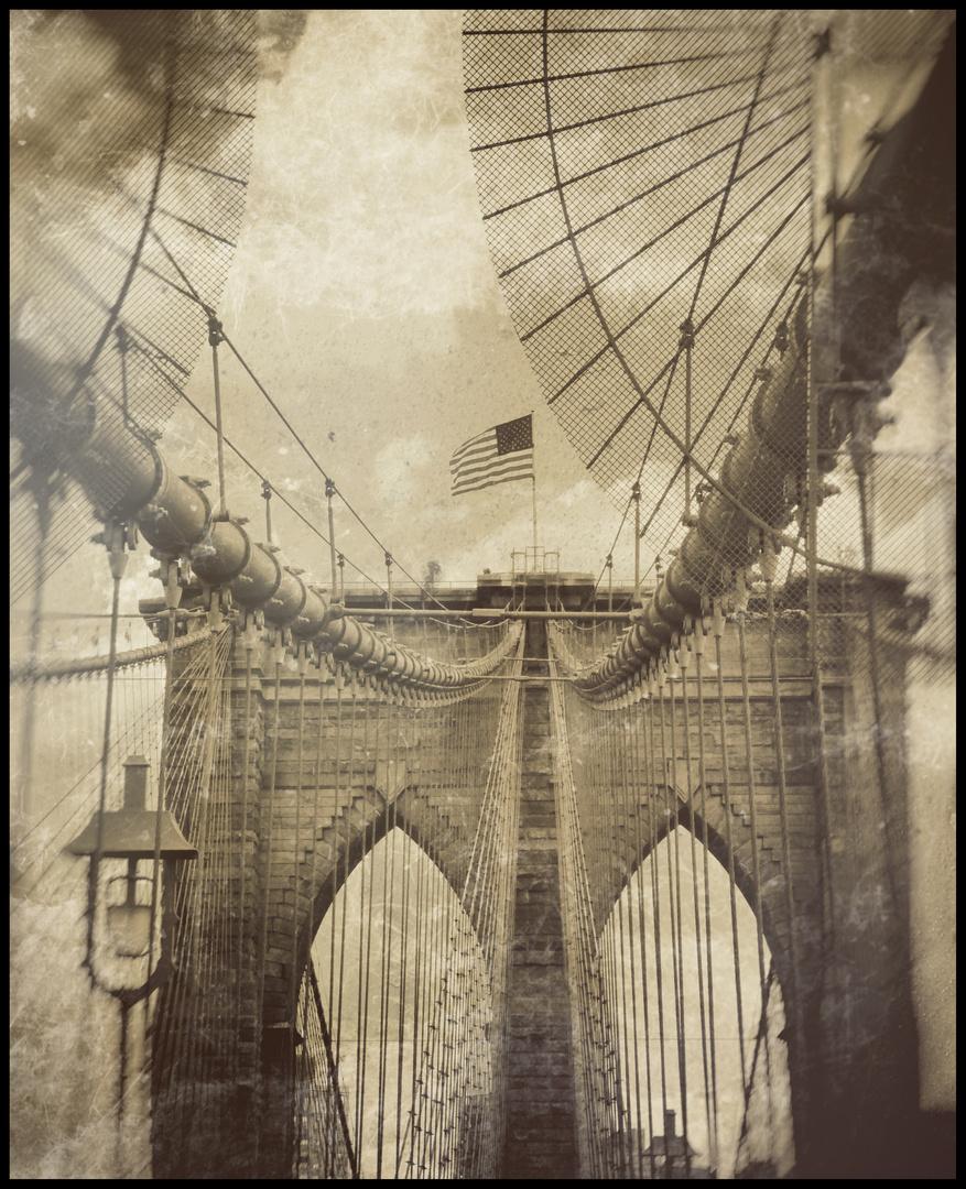 NYC_Brooklyn Bridge_2