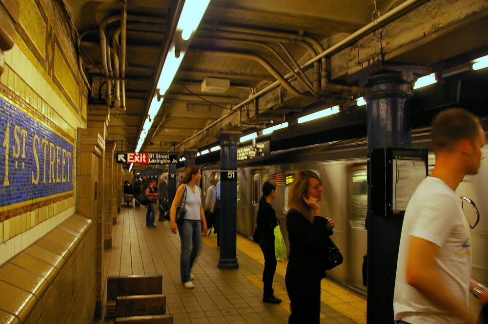 NYer U-Bahn
