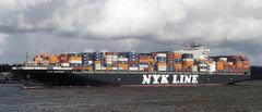 NYK Orpheus   -   Containerschiff