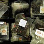 Nylon tea bags