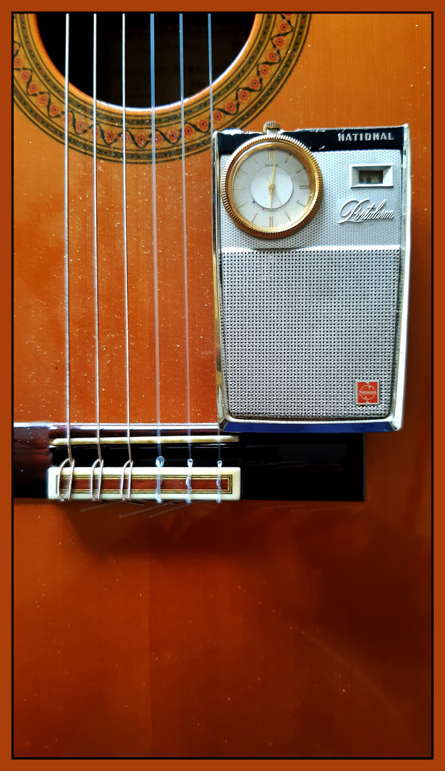 Nylon & Transistor