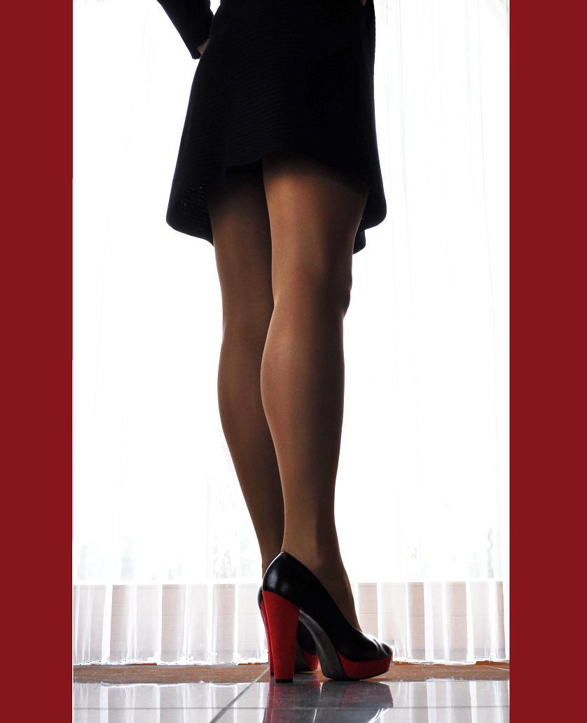 Nylons & Heels 44