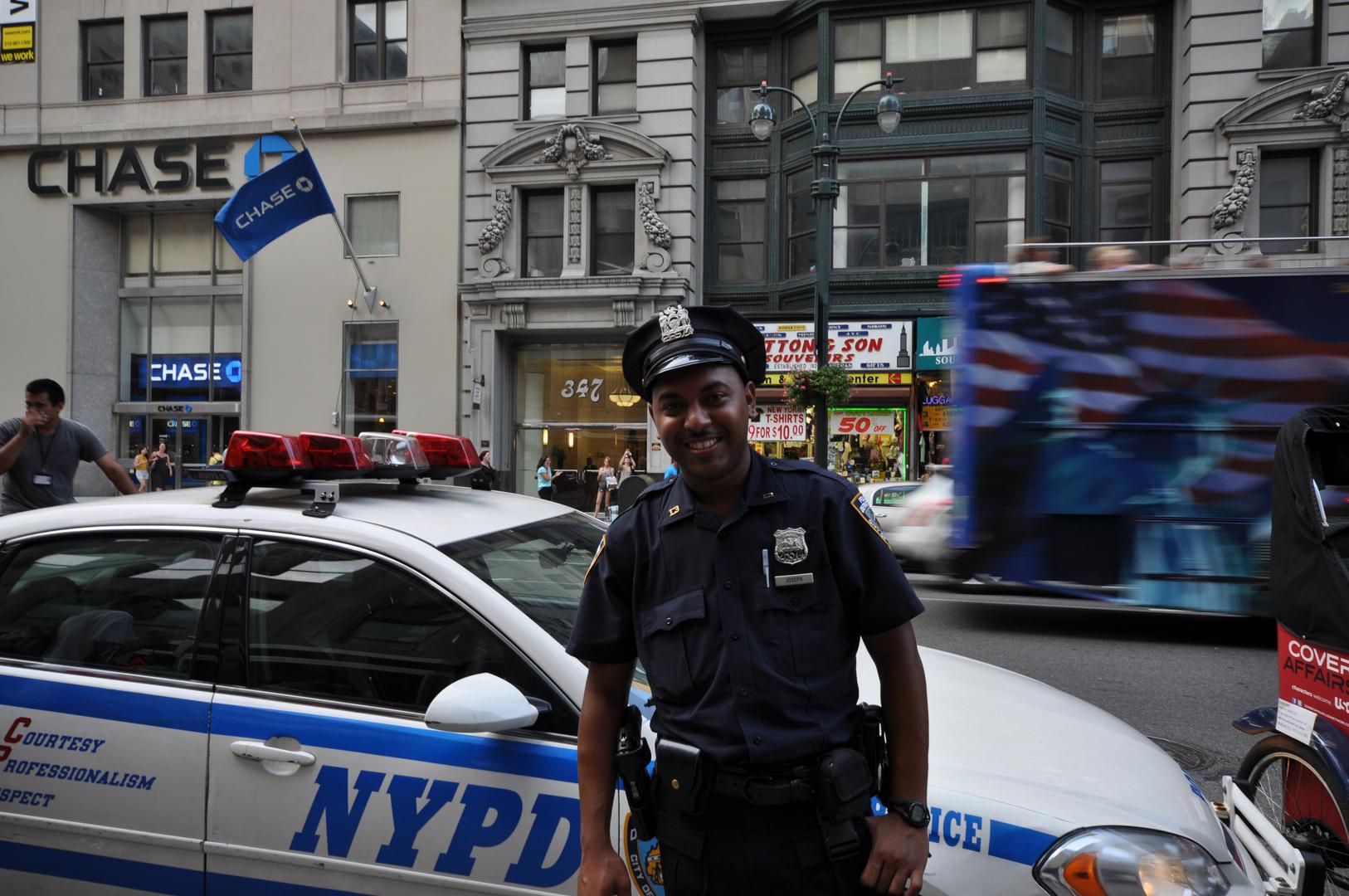 NYPD - Dein freundlicher Helfer