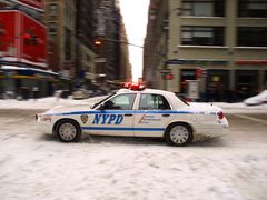 NYPD fast & furious