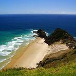 NZ Pazifik trifft Tasman See