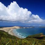 NZ Tasman See bei Cape Reinga