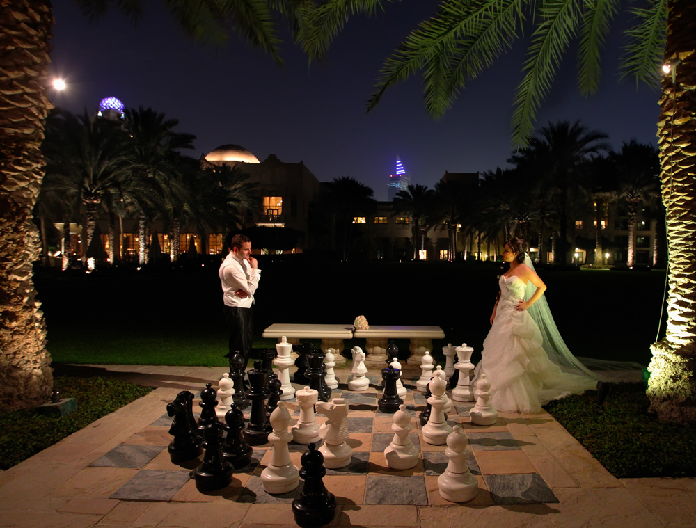 O diese Schachspieler