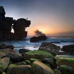 O pescador do Cabo Carvoerio
