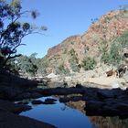 Oase im Outback, Australien Northern Terretory