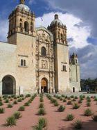 Oaxca church