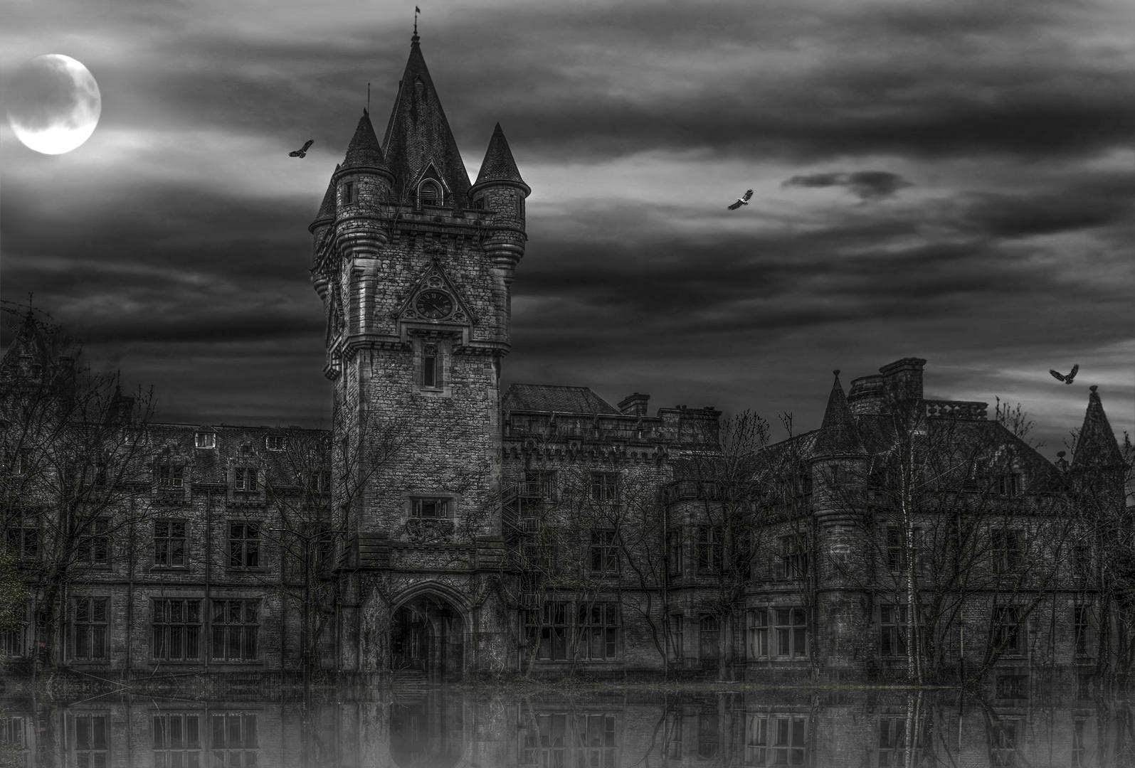 Ob das Draculas Schloss ist?
