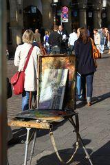 Ob in Öl, auf Film oder per Digital--Münster ist immer ein Bild wert..
