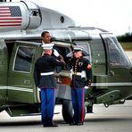 Obama ist da