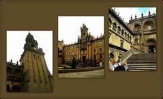 Obbietivo  su Santiago de Compostela