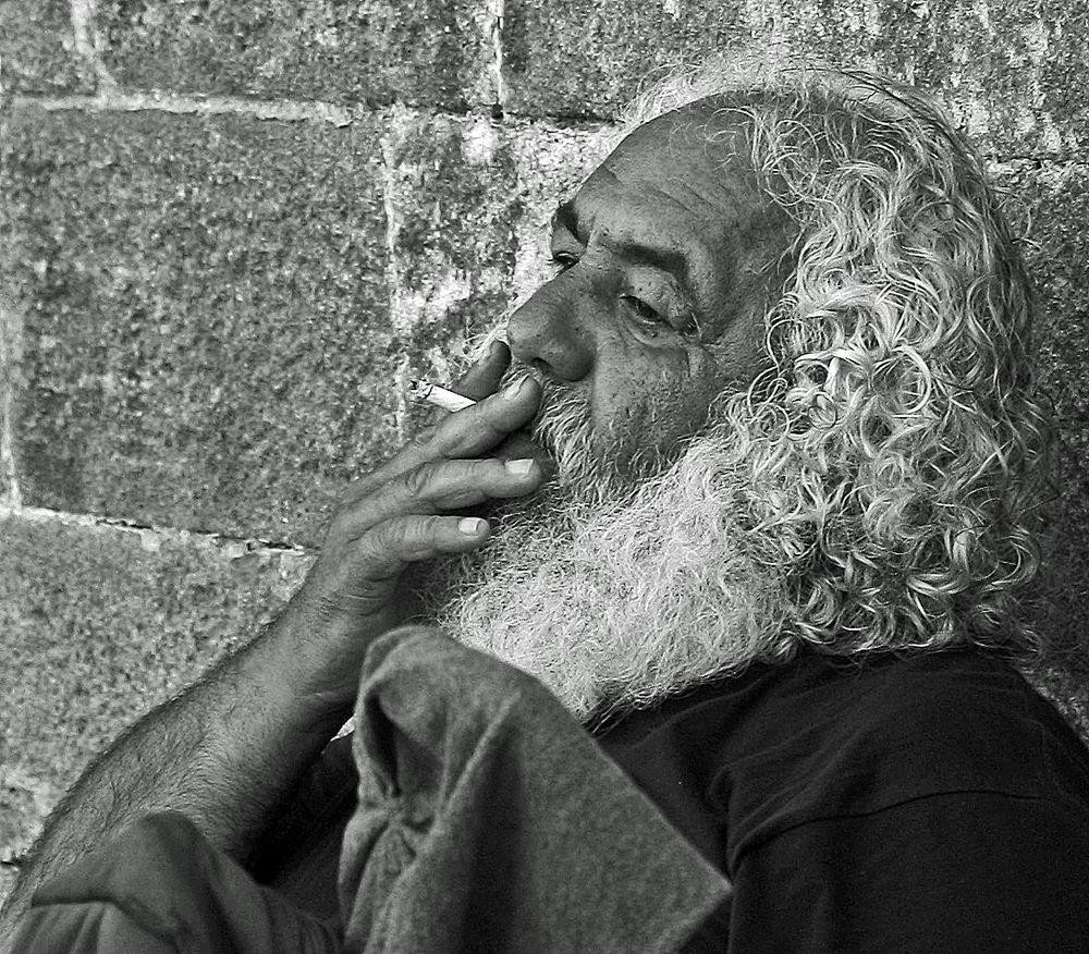 obdachlos...