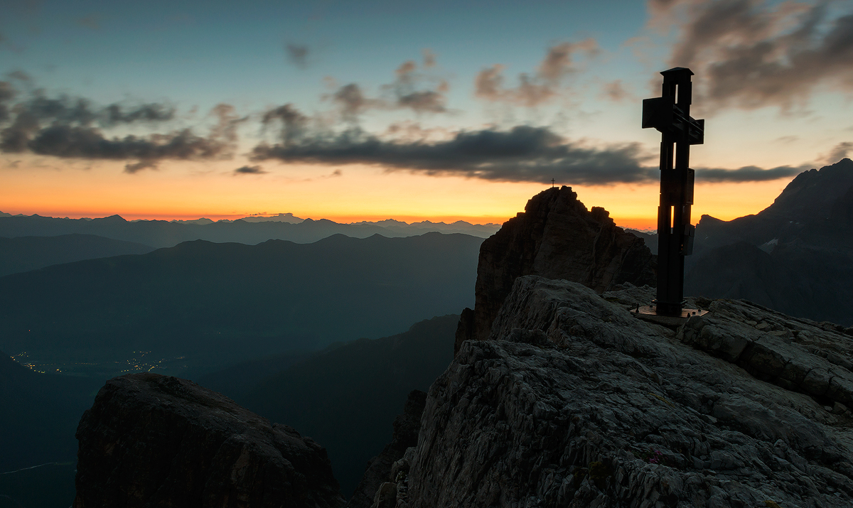 *** Oberbacherspitze ***