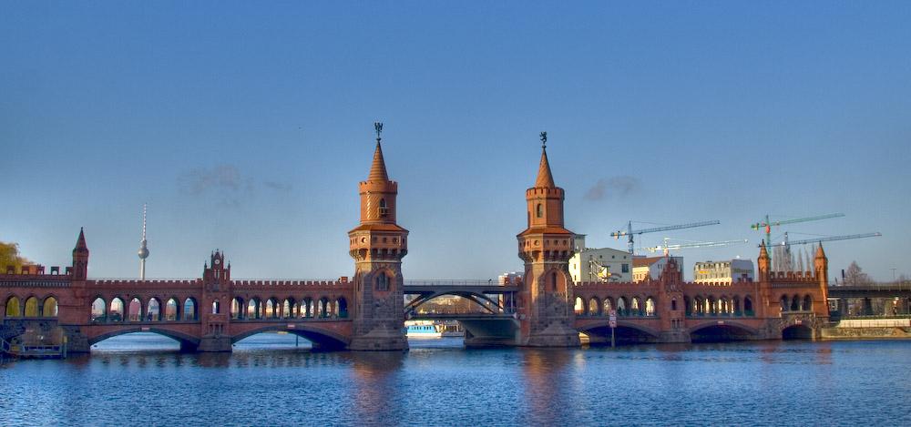 Oberbaum Brücke