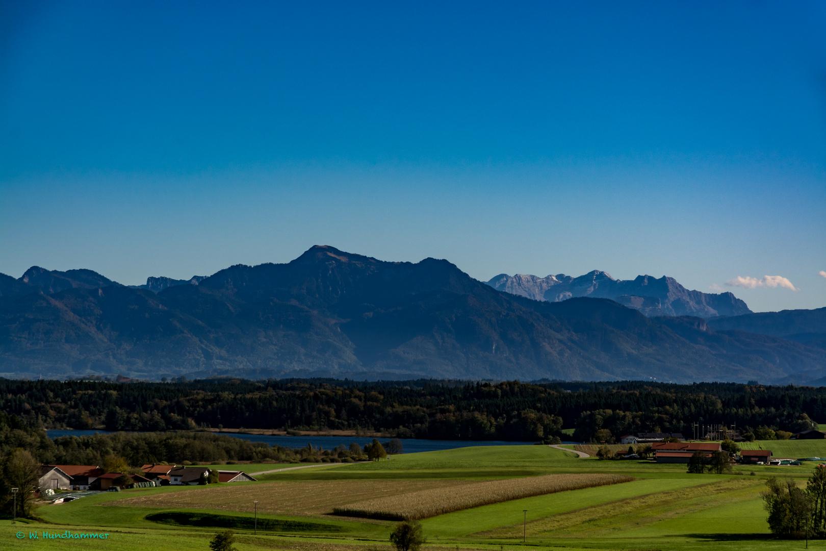 Oberbayerisches Voralpenland 2