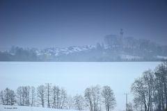*** Oberbergkirchen im Winter ***