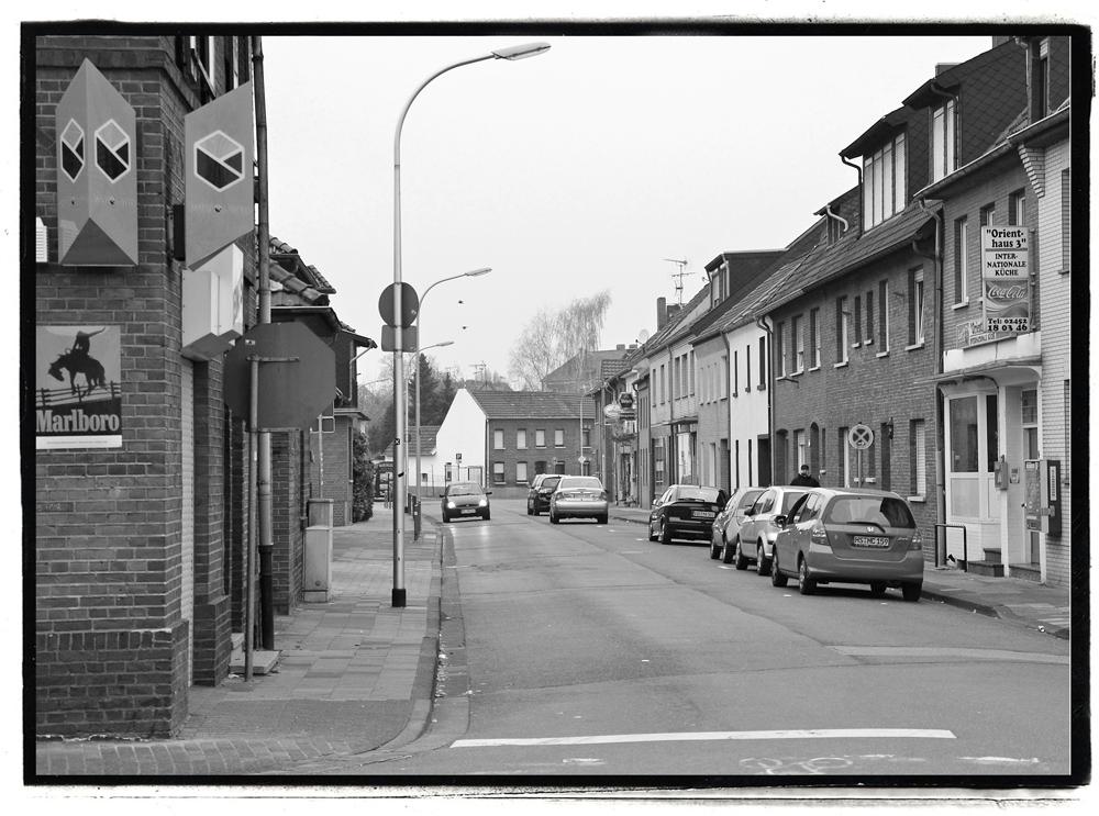 Oberbruch ohne Filter: Niethausener Straße