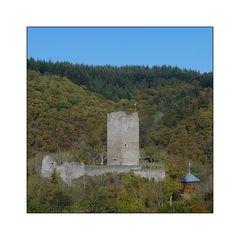 Oberburg mit Kaisertempelchen