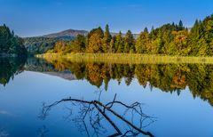 Obere Seen 1, Nationalpark Plitvicer Seen, Kroatien