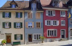 Obere Wasengasse Laufenburg (Schweiz)