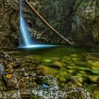 Oberer Lainbacher Wasserfall