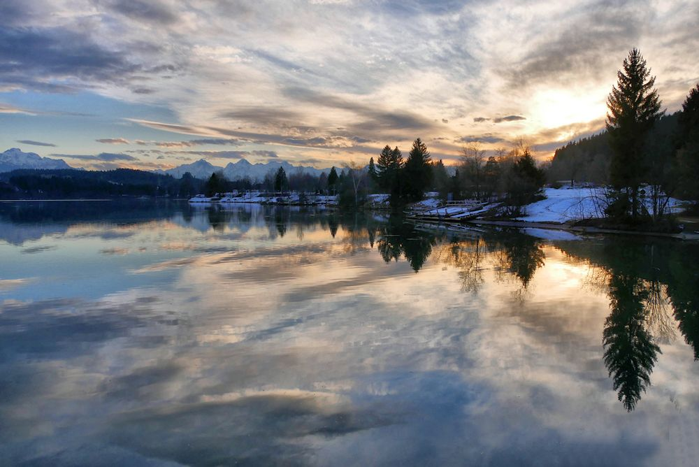 Oberer Lechsee