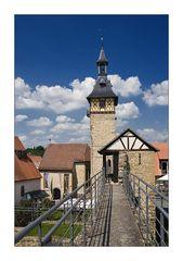 Oberer Torturm Marbach