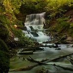 Oberer Wasserfall bei Murrhardt