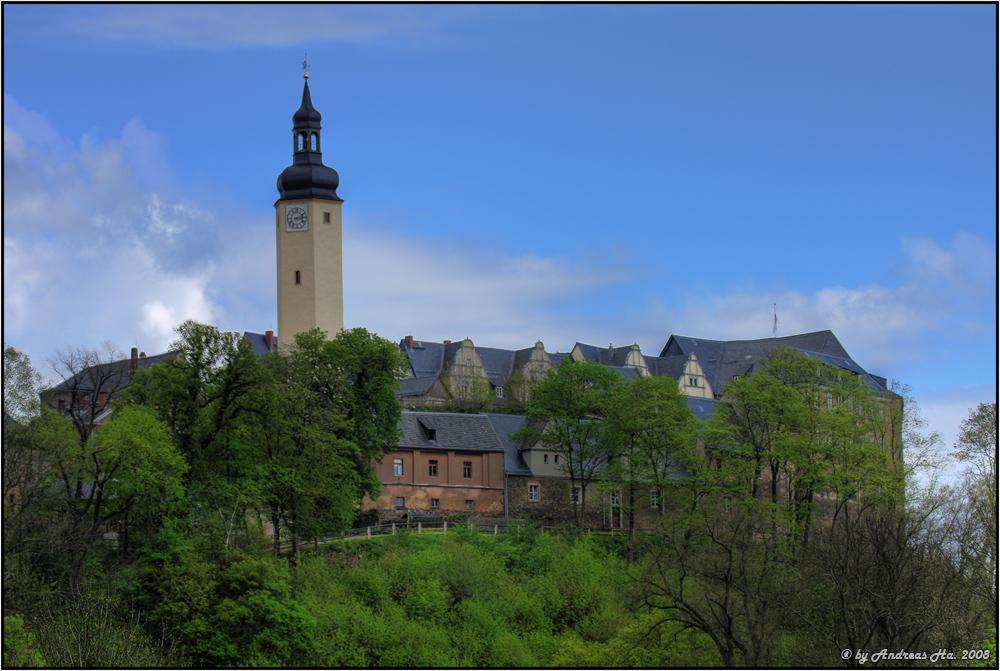 Oberes Schloss...