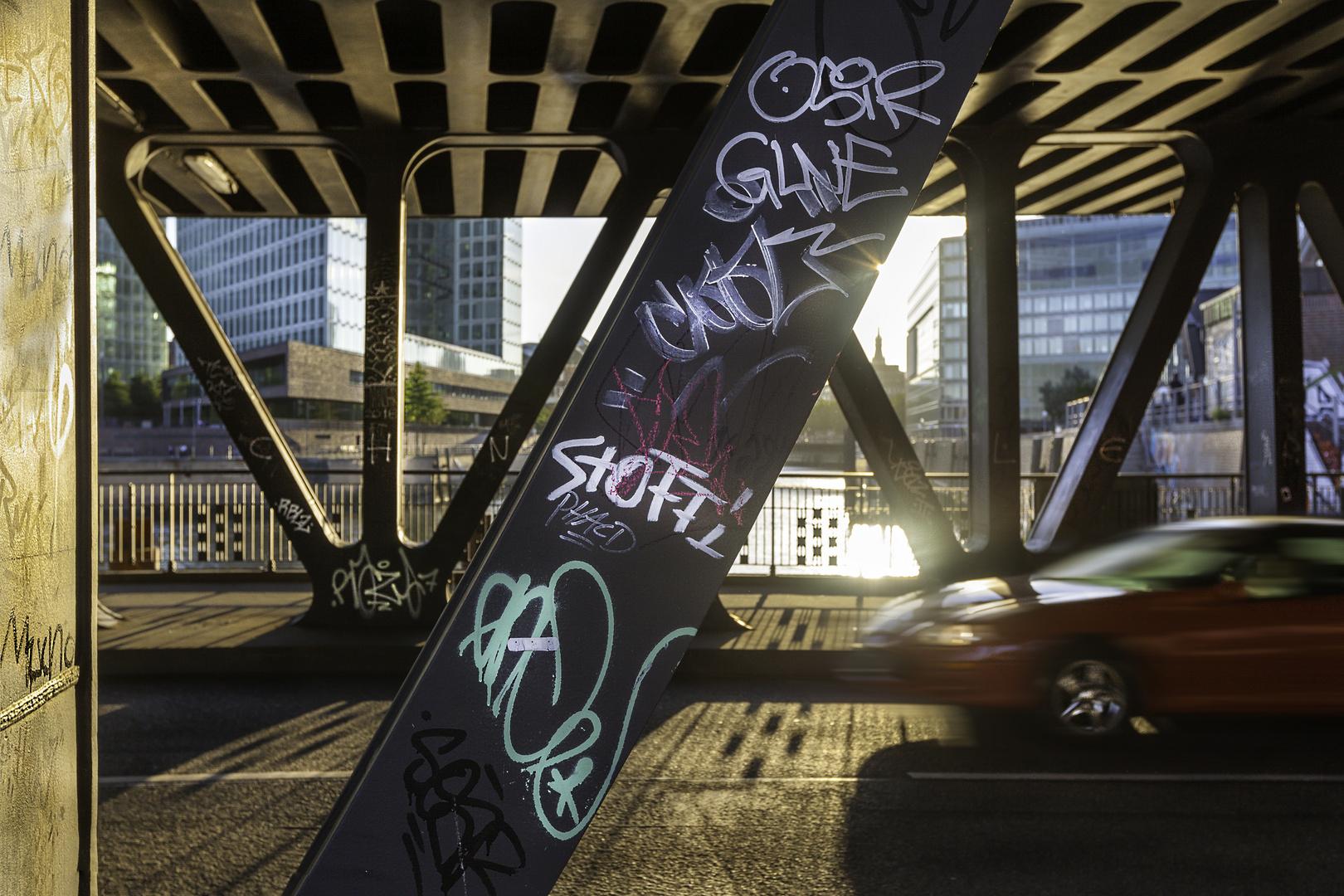 Oberhafenbrücke HH