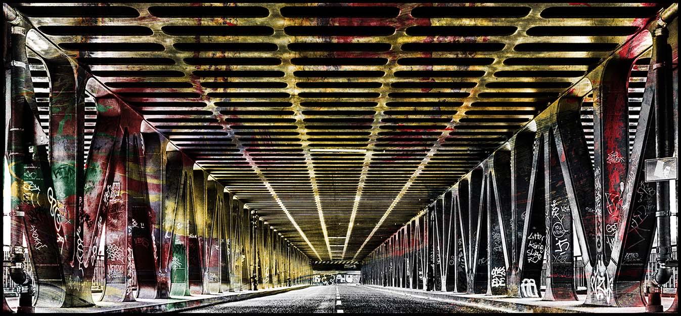 Oberhafenbrücken-Experiment #1