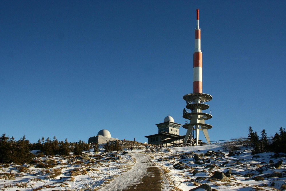 Oberharz Brocken