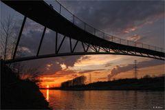 Oberhausen am Kanal