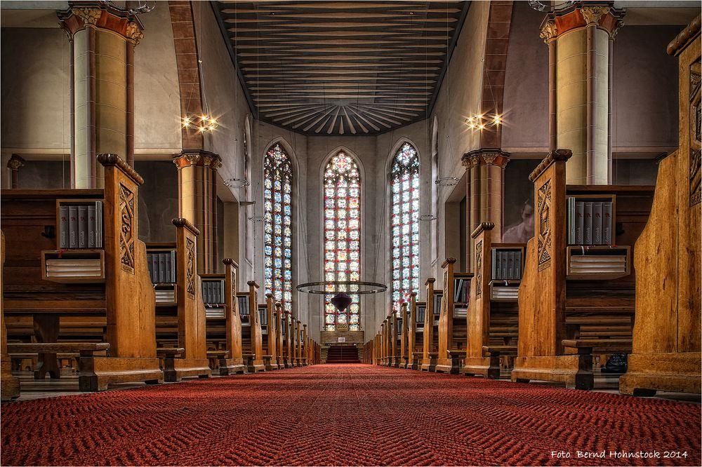 Oberhausen Herz Jesu ....