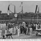 Oberhausen, Turnfest zu Ehren des Besuchs des Grafen Haeseler, 1911
