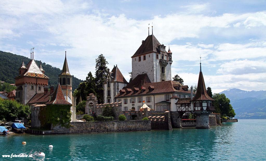 Oberhofen Zwitserland