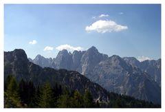 Oberitalienische Bergwelt
