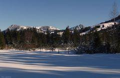 """""""Oberjoch auf 1200m 13 Winter"""""""