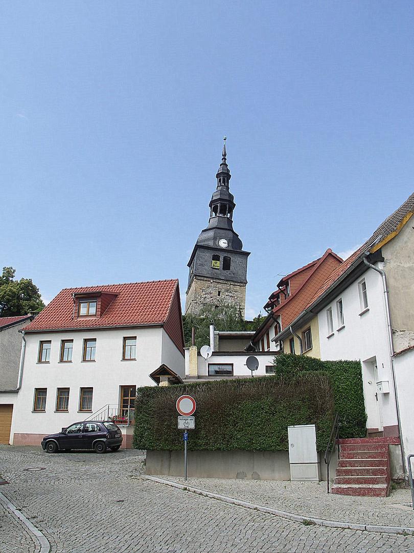 Oberkirche in Bad Frankenhausen