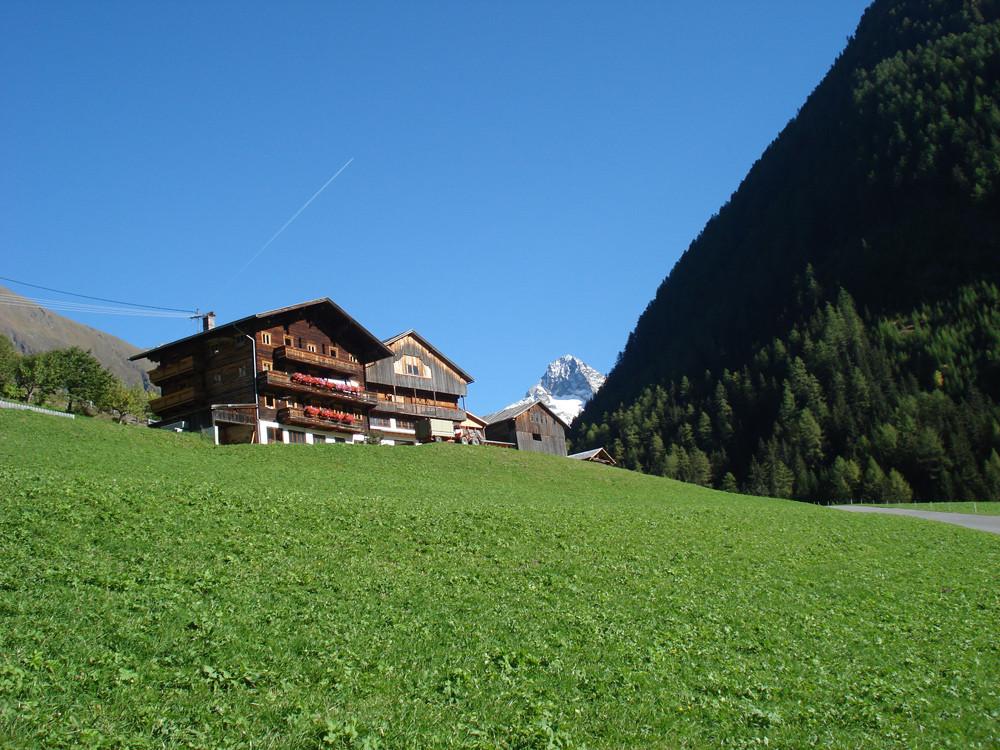 Oberlesach, Kals am Großglockner, Osttirol
